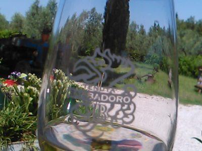 bicchiere esterno